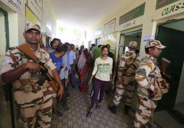 Tăng cường an ninh Ấn Độ